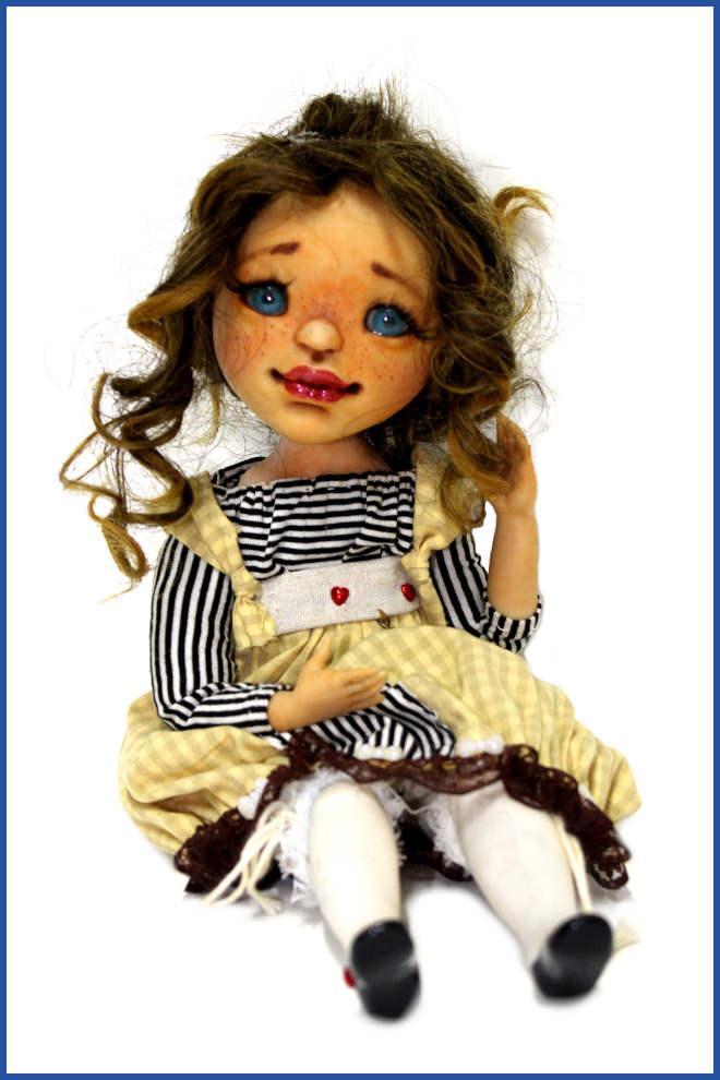 Rosto de biscuit: Modelagem para rostos de bebês e crianças - Ilustração 3