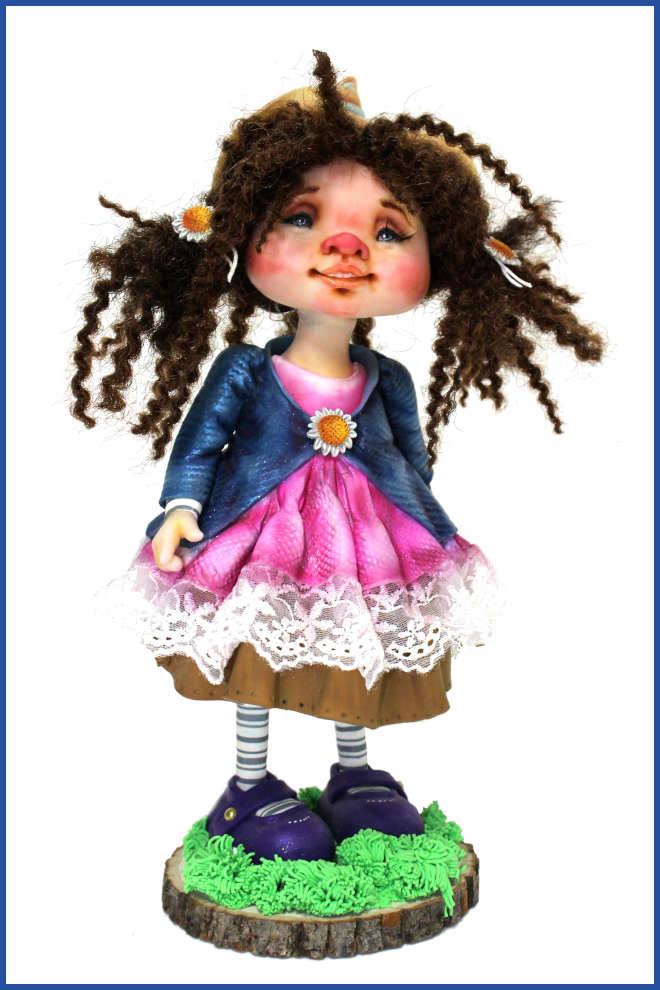 Rosto de biscuit: Modelagem para rostos de bebês e crianças - Ilustração 4